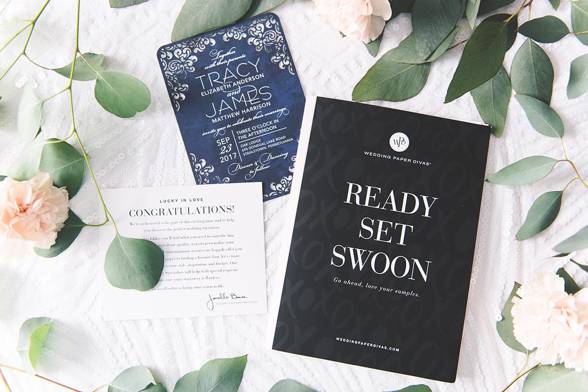 Wedding Diva Invitations: Dreamy Wedding Invitations From Wedding Paper Divas