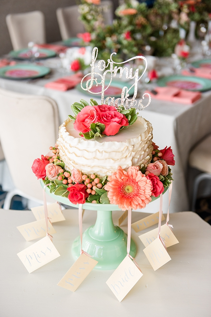 colorful garden themed bridal shower | Eric & Jamie Photography | Glamour & Grace-15
