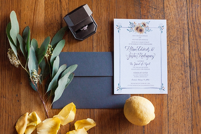 colorful lemon orchard wedding | April Maura Photography | Glamour & Grace-01