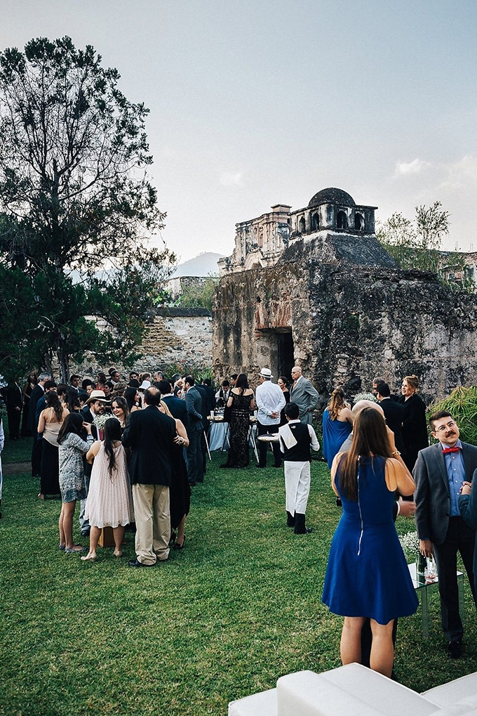 romantic Guatemala destination wedding | Daniel Lopez Perez Photography | Glamour & Grace-28