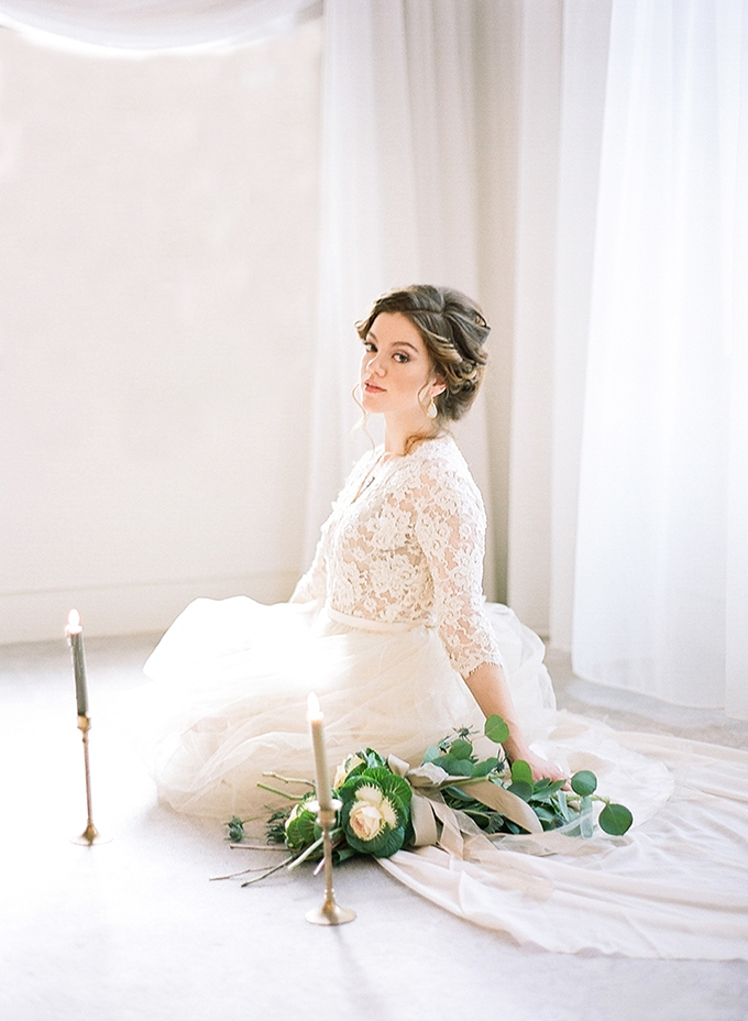 romantic film bridal session | bonphotage | Glamour & Grace-01