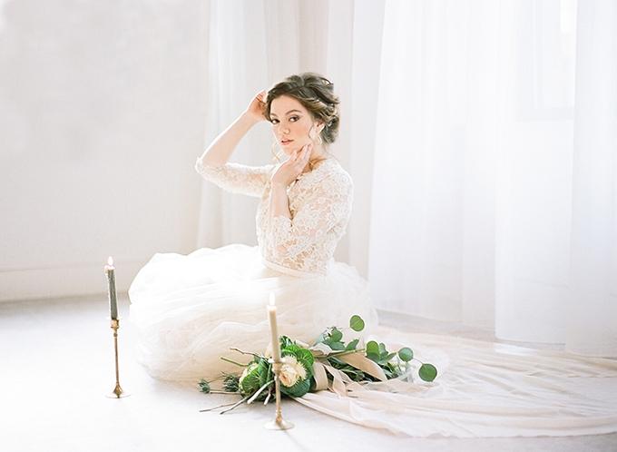 romantic film bridal session | bonphotage | Glamour & Grace-03