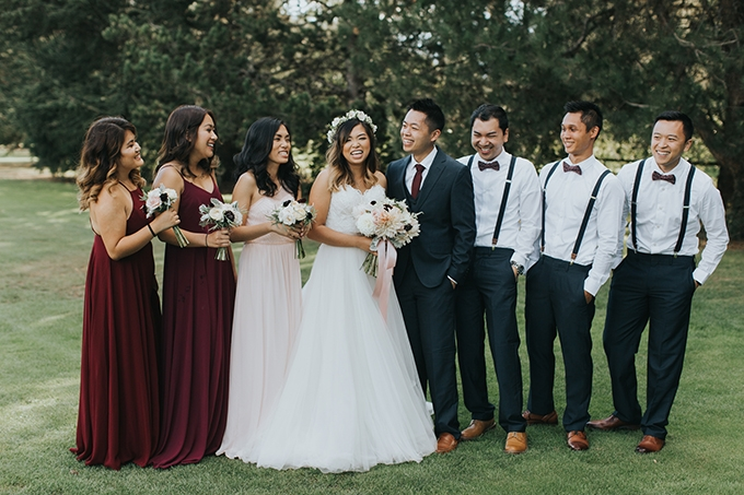 romantic golf course wedding | Andrea Zajonc Photography | Glamour & Grace-19