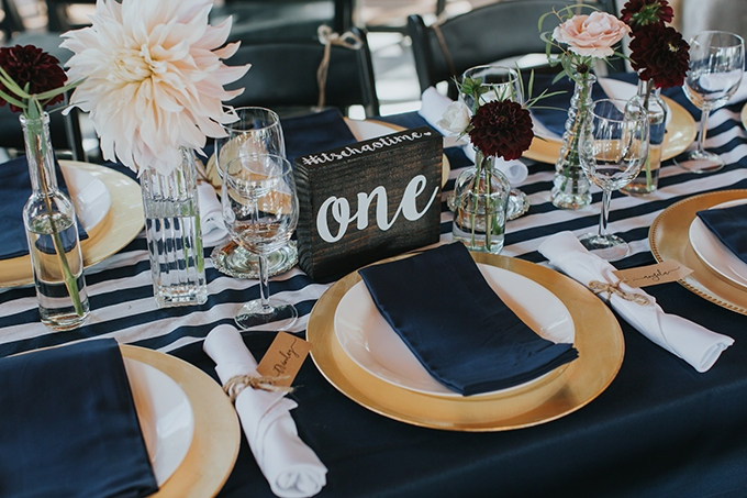 romantic golf course wedding | Andrea Zajonc Photography | Glamour & Grace-31
