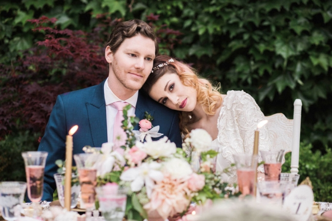vintage springtime wedding inspiration | Todd Collins Photography | Glamour & Grace-14