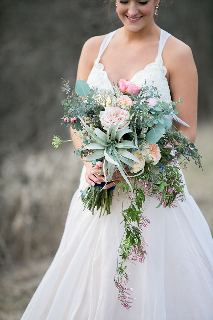 pastel farm wedding inspiration | Erin Johnson Photography | Glamour & Grace-04