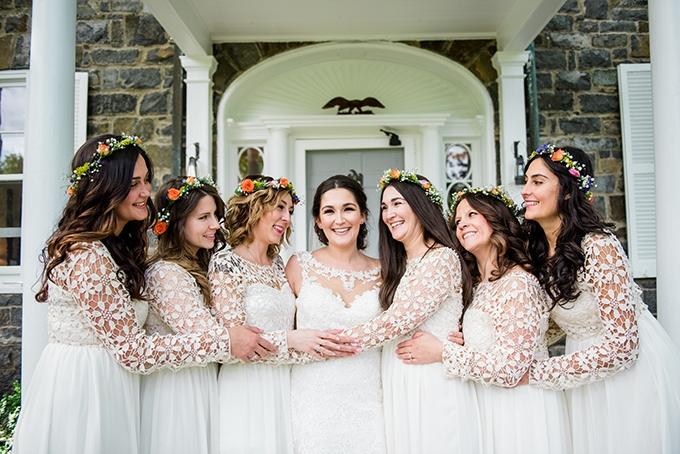 romantic summer estate wedding | Unique2Chic Photography | Glamour & Grace-10