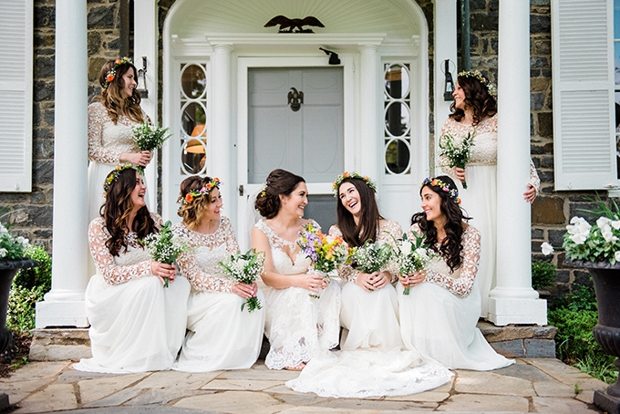 romantic summer estate wedding | Unique2Chic Photography | Glamour & Grace-11