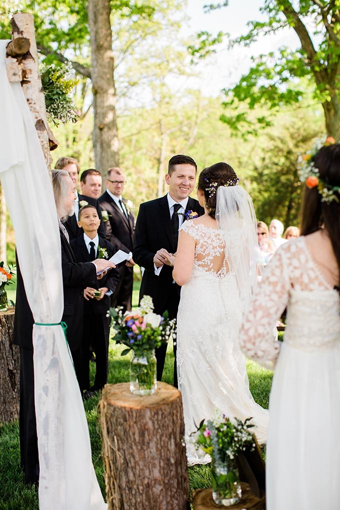 romantic summer estate wedding | Unique2Chic Photography | Glamour & Grace-16