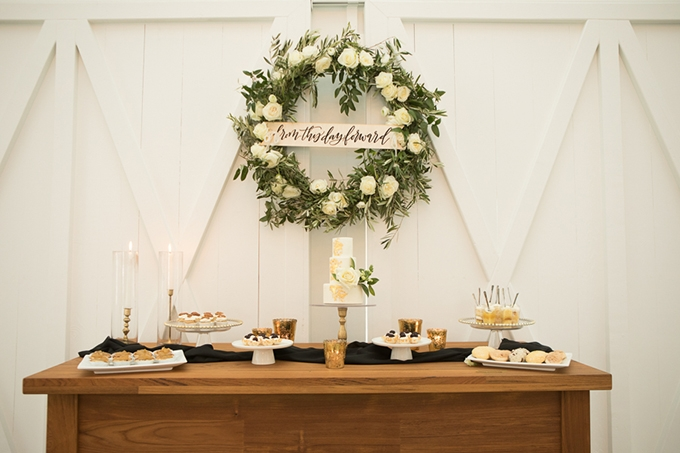 timeless farmhouse wedding inspiration | JW Baugh Photography | Glamour & Grace-15