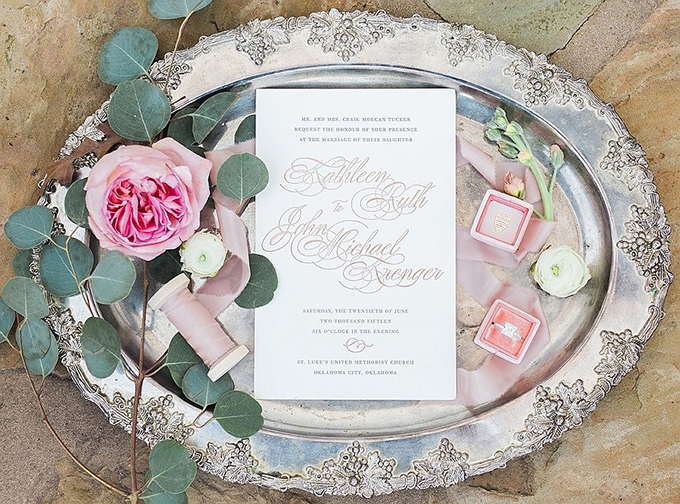 elegant Southern wedding inspiration | Tammy Odell Photography | Glamour & Grace-01