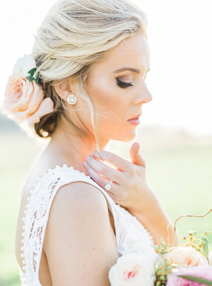 elegant Southern wedding inspiration | Tammy Odell Photography | Glamour & Grace-04