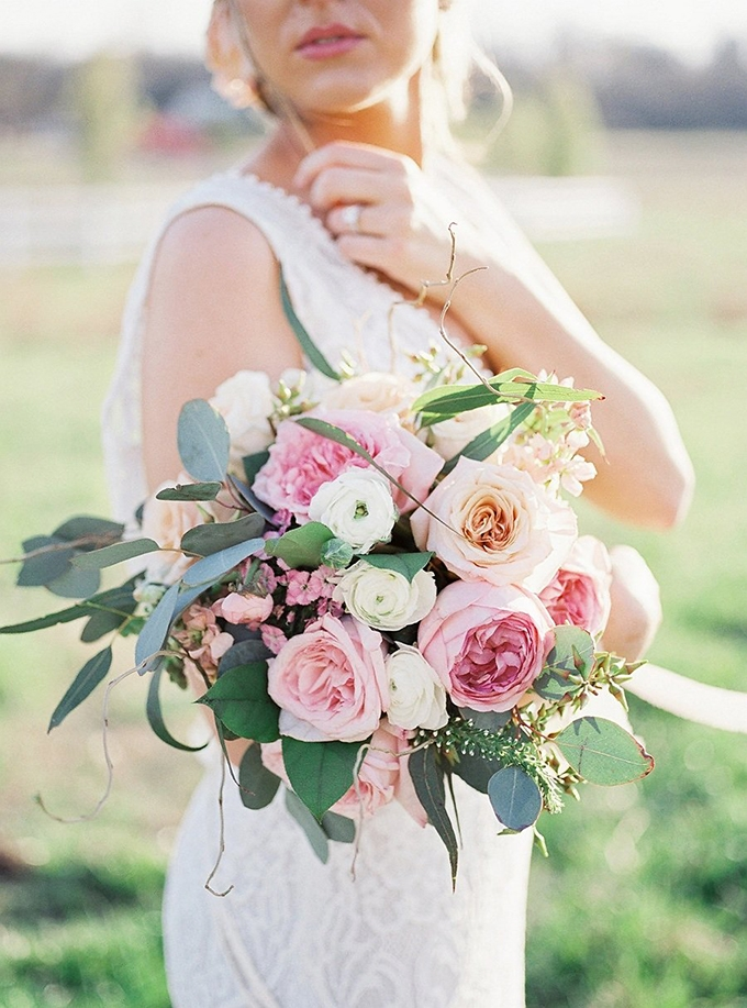 elegant Southern wedding inspiration | Tammy Odell Photography | Glamour & Grace-06