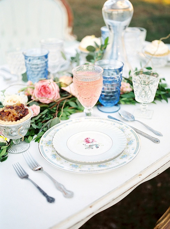 elegant Southern wedding inspiration | Tammy Odell Photography | Glamour & Grace-08
