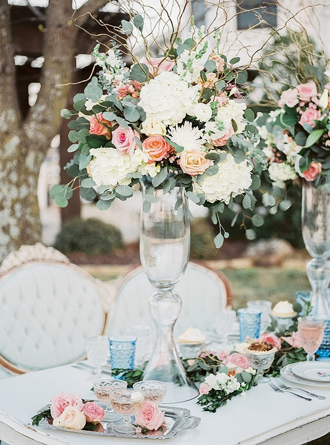 elegant Southern wedding inspiration | Tammy Odell Photography | Glamour & Grace-12