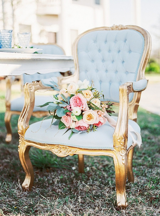 elegant Southern wedding inspiration | Tammy Odell Photography | Glamour & Grace-13