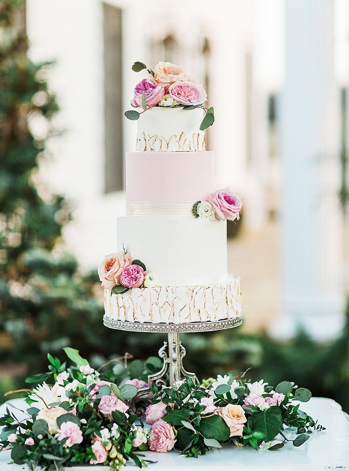 elegant Southern wedding inspiration | Tammy Odell Photography | Glamour & Grace-15