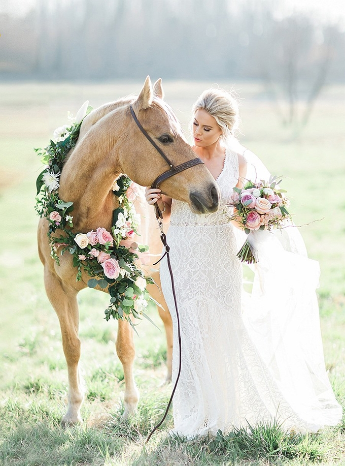 elegant Southern wedding inspiration | Tammy Odell Photography | Glamour & Grace-20