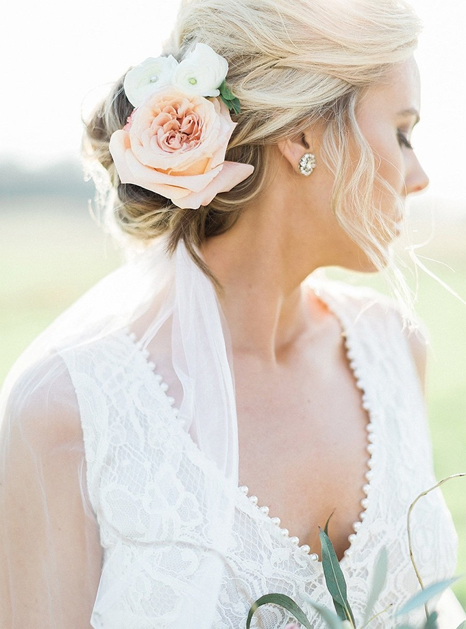 elegant Southern wedding inspiration | Tammy Odell Photography | Glamour & Grace-21