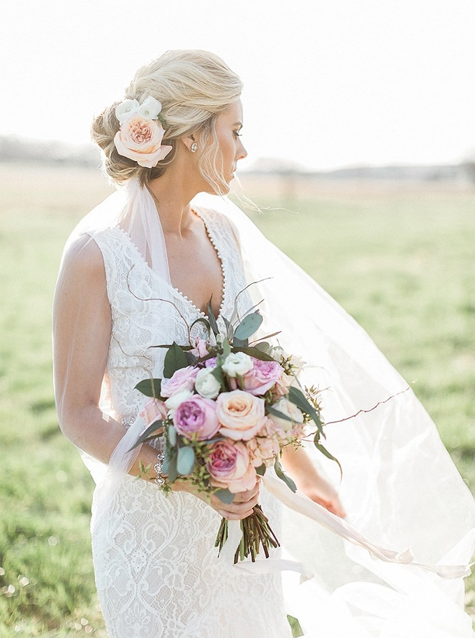 elegant Southern wedding inspiration | Tammy Odell Photography | Glamour & Grace-23