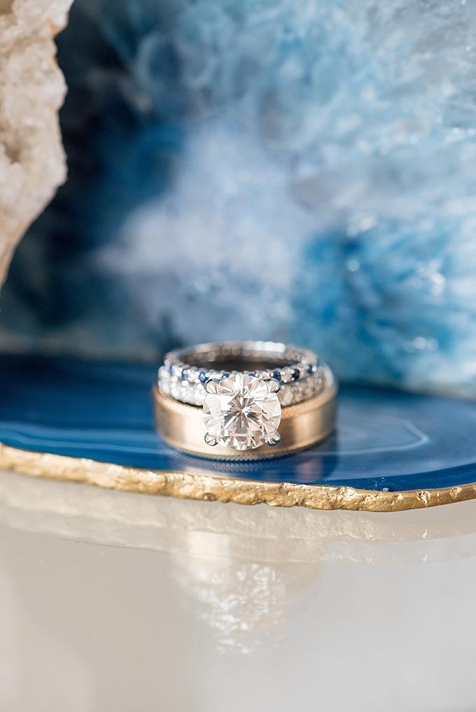elegant blue and white wedding inspiration   Mikkel Paige Photography   Glamour & Grace-03