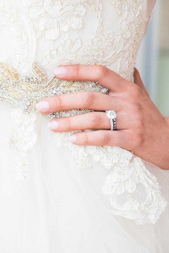 elegant blue and white wedding inspiration   Mikkel Paige Photography   Glamour & Grace-11