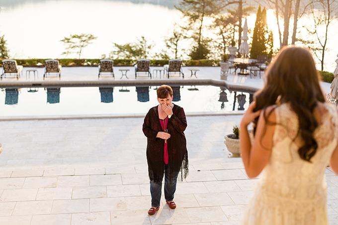 elegant mansion bridal portraits | Katie James Photography | Glamour & Grace