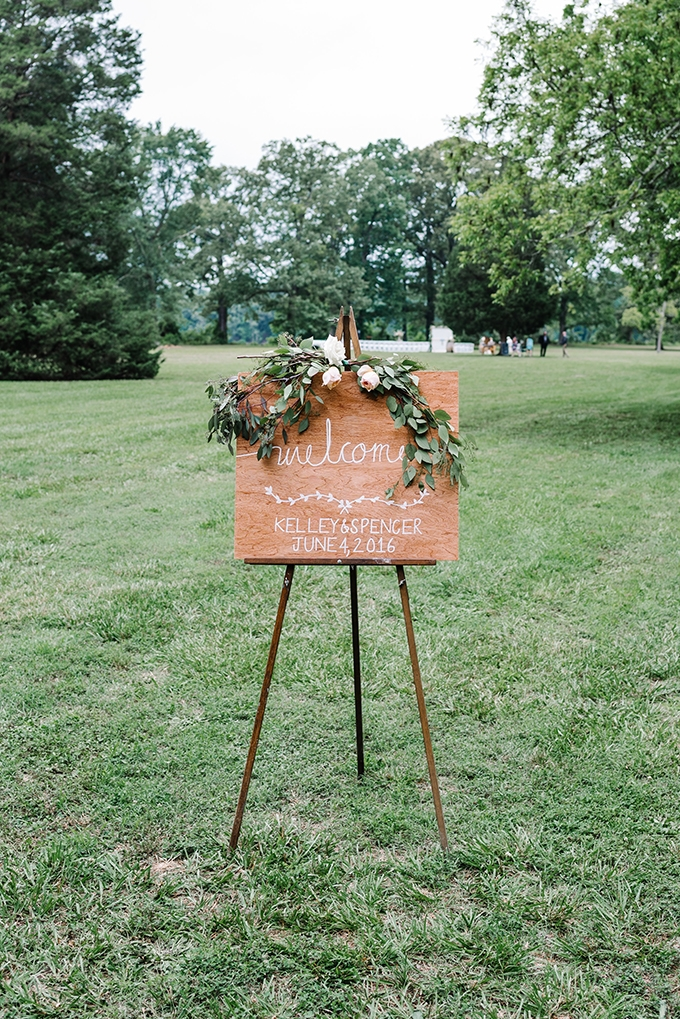 handmade preppy garden wedding | Karyn Johnson | Glamour & Grace