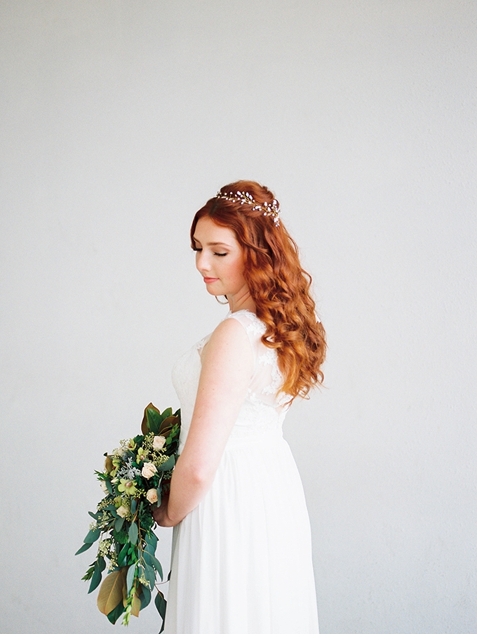 vintage romantic bridal inspiration | J. Lee Photos | Glamour & Grace