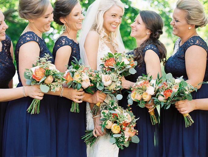 romantic Tuscany inspired wedding | Ashley Crawford | Glamour & Grace