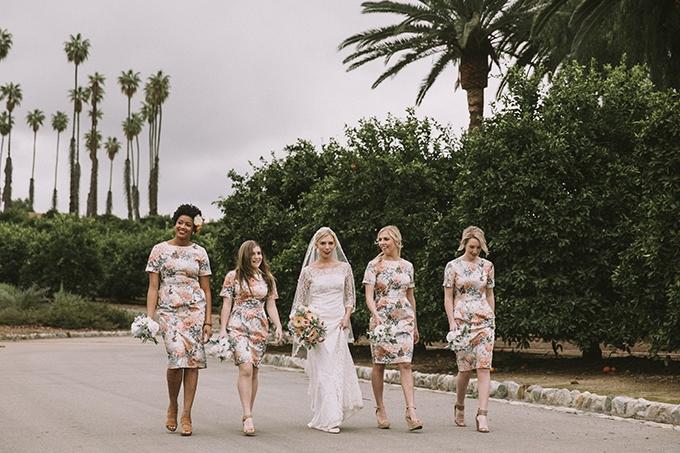citrus wedding   Jenn & Pawel Photography   Glamour & Grace