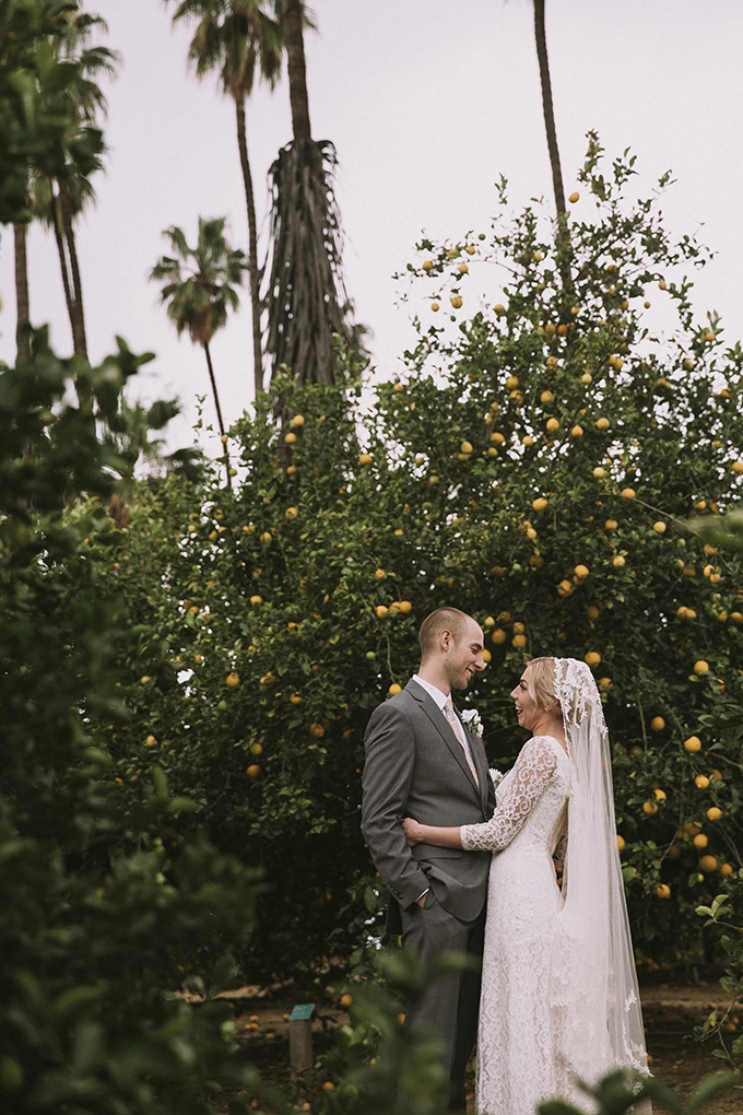 citrus wedding | Jenn & Pawel Photography | Glamour & Grace