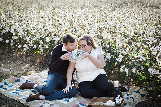 charming fall #engagement session | Abigail Volkmann | Glamour & Grace