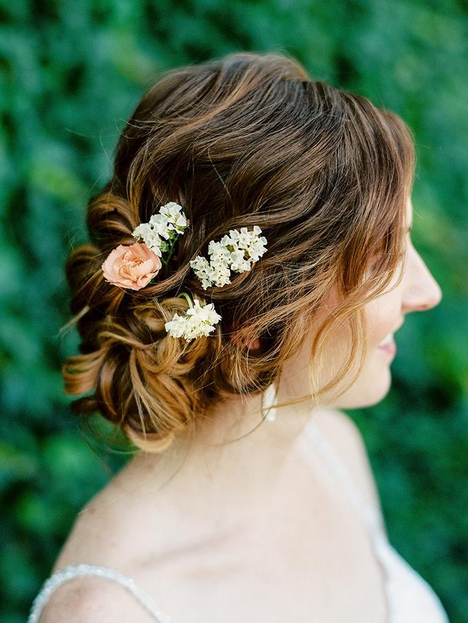 romantic #weddinghair | Sarah Maren Photography | Glamour & Grace