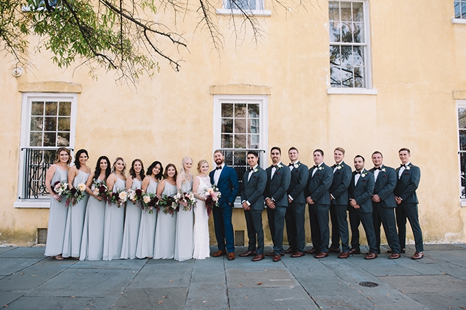 charming fall Charleston wedding | Jennings King Photography | Glamour & Grace