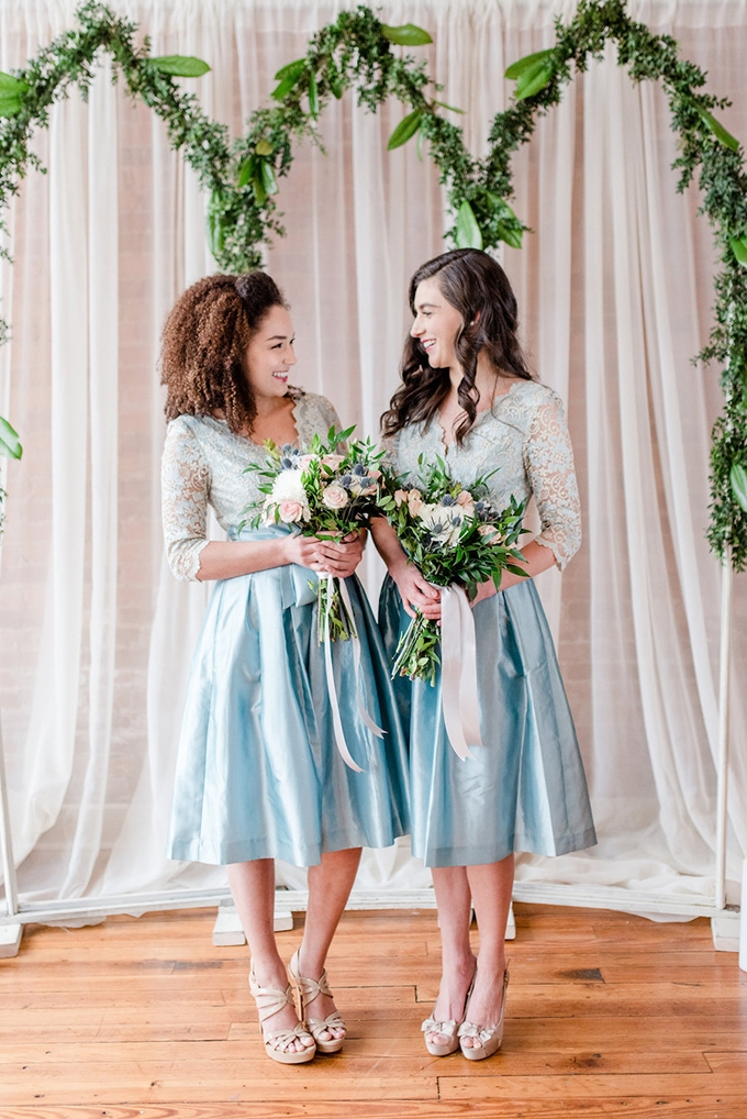 darling vintage wedding inspiration | Tiffany Loera Photography | Glamour & Grace