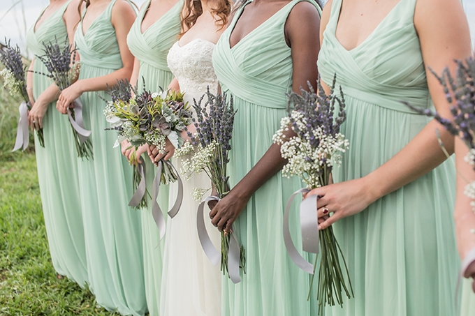 vintage beach wedding | Lisa Riley Photography | Glamour & Grace