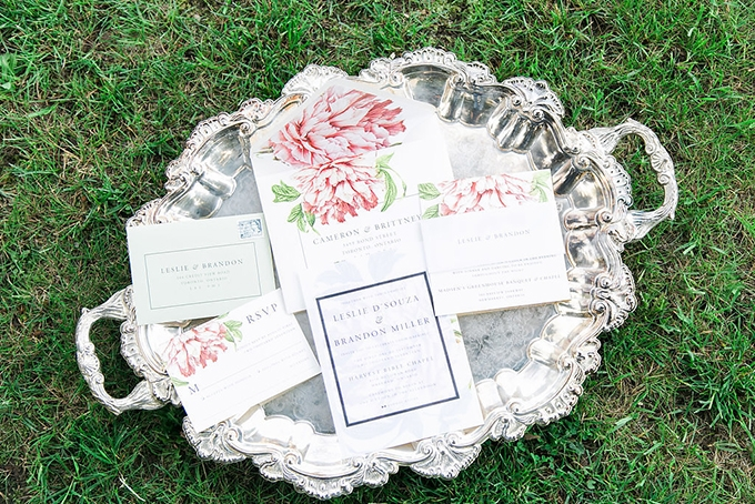 Vintage Garden Wedding Ideas | Blue Orchid Creations Photography | Glamour  U0026 Grace