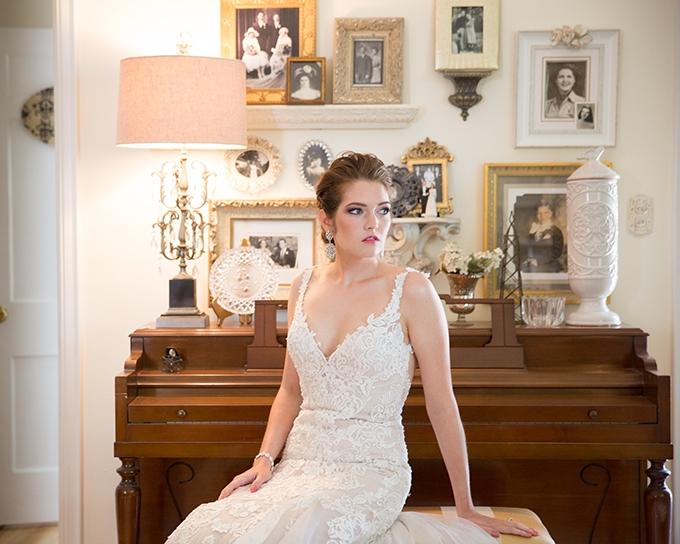glam DIY wedding | Imagine It Photography | Glamour & Grace
