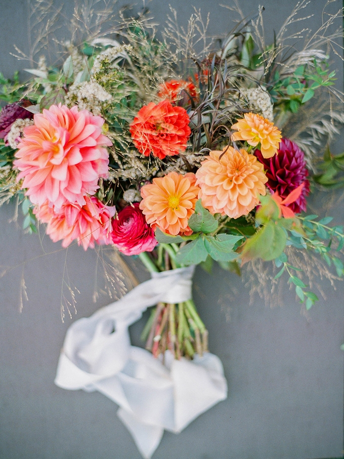intimate fall wedding ideas   Carrie House Photography   Glamour & Grace