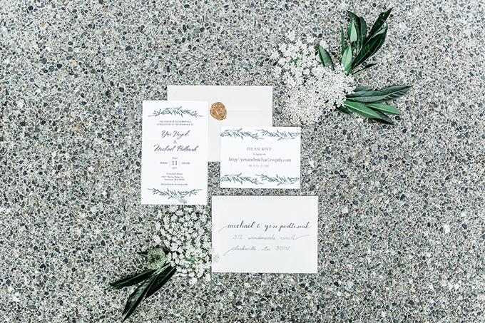 intimate mountain elopement | Jenifer Michelle Photography | Glamour & Grace
