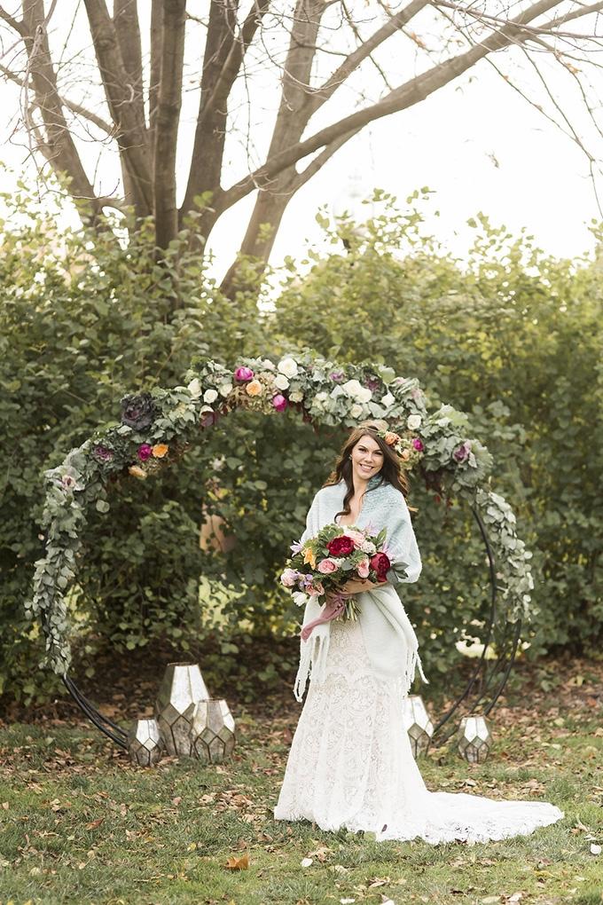 elegant fall wedding ideas | Courtney Dueppengiesser | Glamour & Grace
