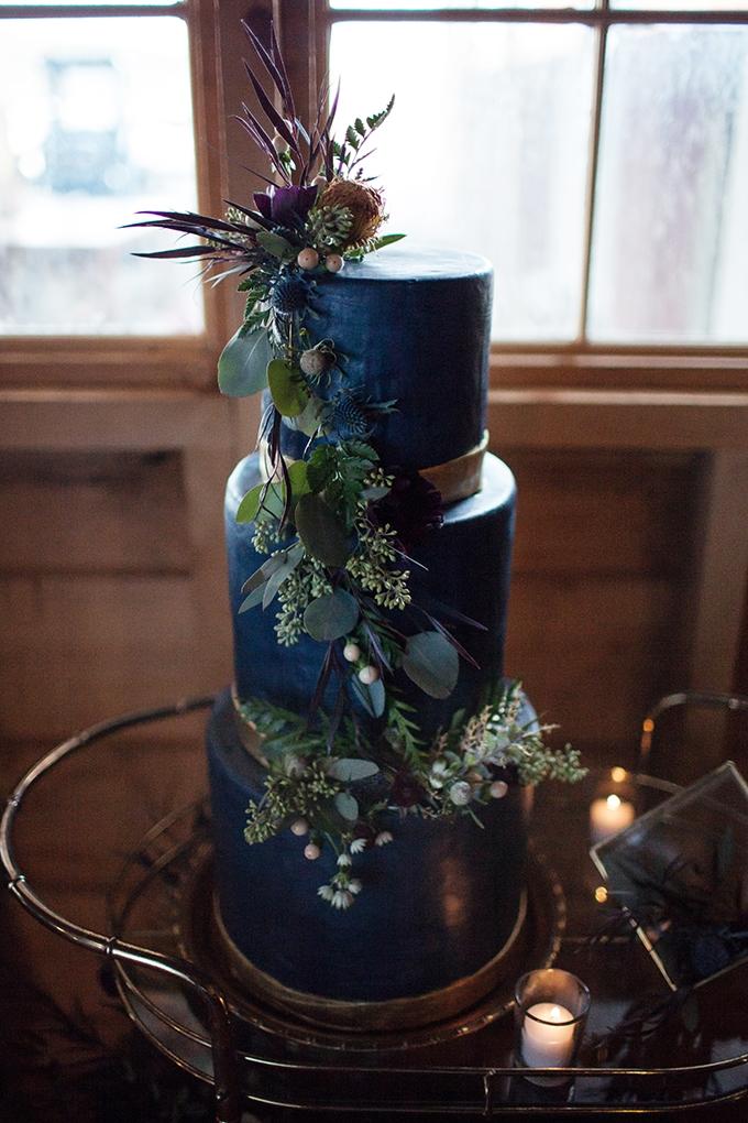 jewel tone fall wedding inspiration | White Poppy Weddings | Glamour & Grace