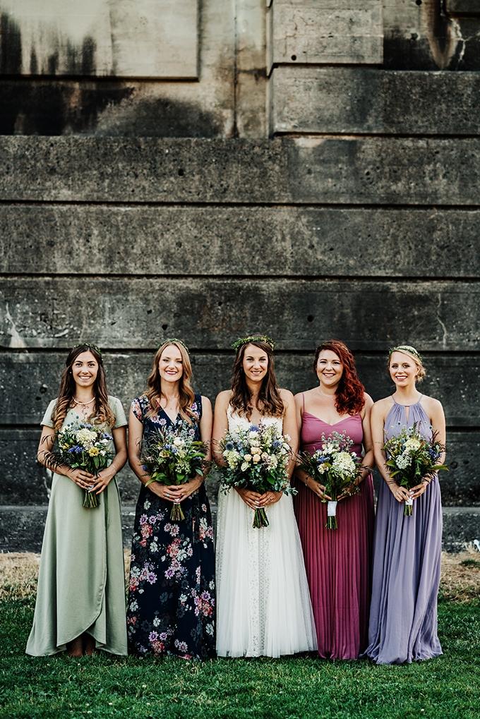 rustic barn wedding | Jason Wasinger | Glamour & Grace