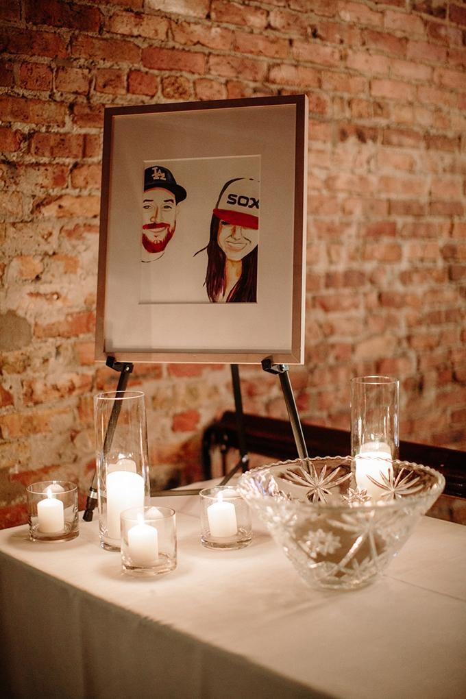 romantic vintage theater wedding | Erika Mattingly | Glamour & Grace