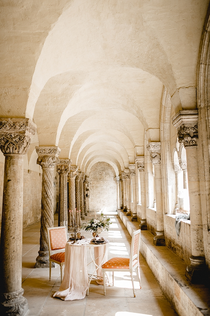 romantic German monastery elopement | Diana Frohmueller Photography | Glamour & Grace