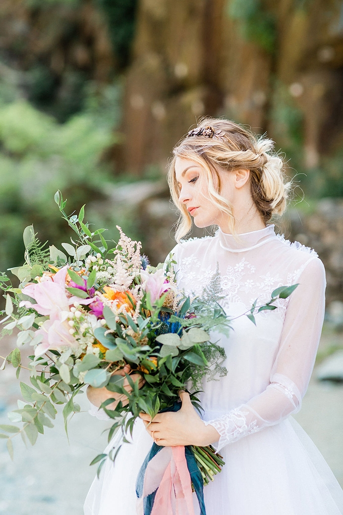 spring Italy destination elopement | Velluto Photography | Glamour & Grace