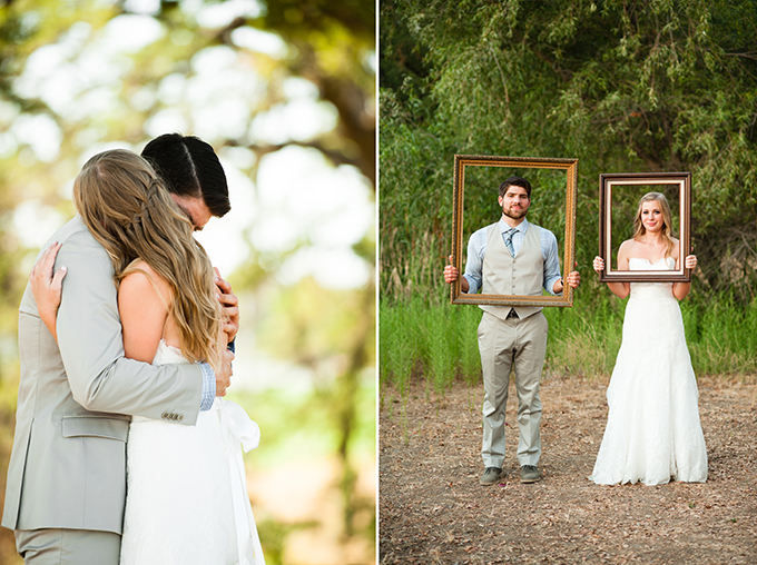 Rustic Succulent Wedding Carmen Salazar Photography