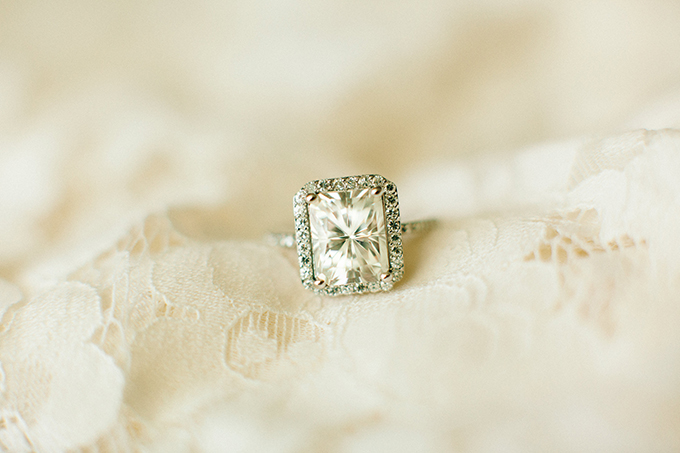 Fall in Love with Moissanite + An Engagement Ring Giveaway | Glamour