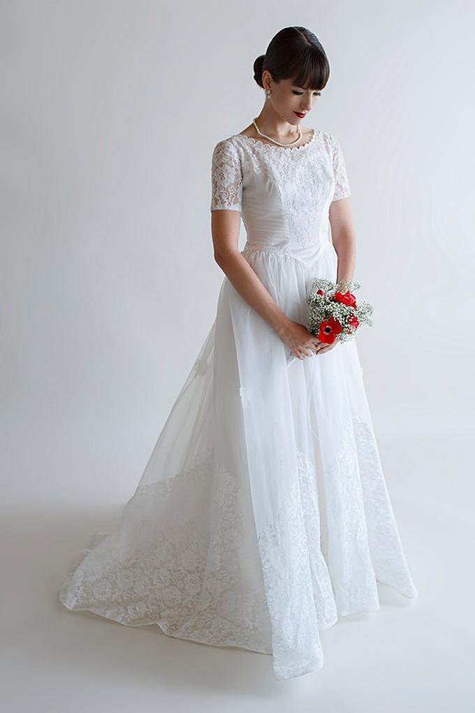 1950 S Vintage Wedding Dresses.1950s Vintage Wedding Dresses Wedding